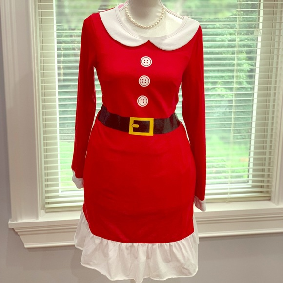 Carter's Other - Mrs. Claus Nightgown